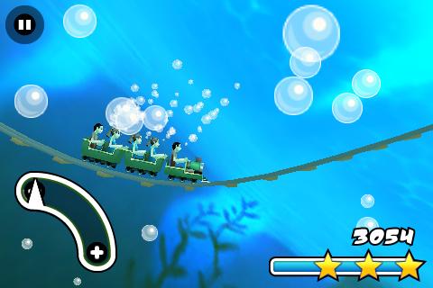 Screenshot 3D Rollercoaster Rush Bundle Pack