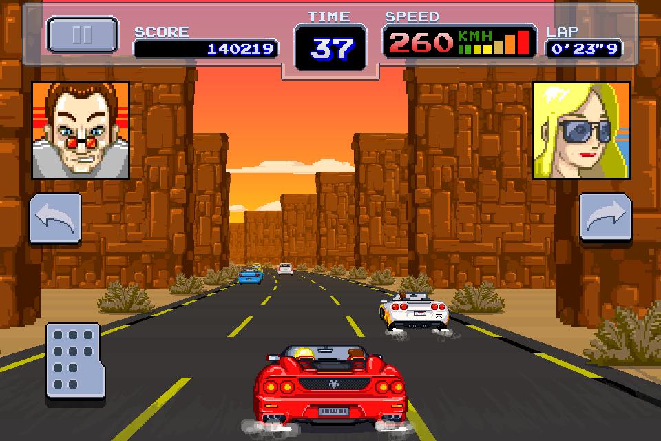 Screenshot Final Freeway 2R