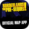 Official Map App for Borderlands: The Pre-Sequel